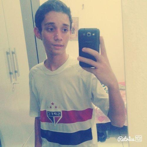 Bora treina com o manto Tricolor!!! AvanteMeuTricolor 3cores1soTorcida SouSouTricolor SPFC