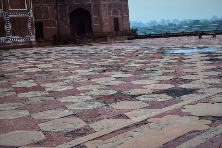 Taj Mahal Arch