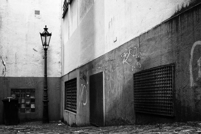 Architecture Corner Day Deserted Hidden Lantern No People Outdoors Street Walk Lüdenscheid