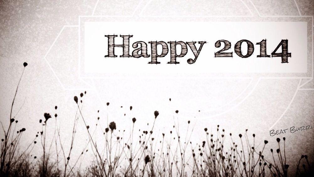Happy 2014 Neujahr