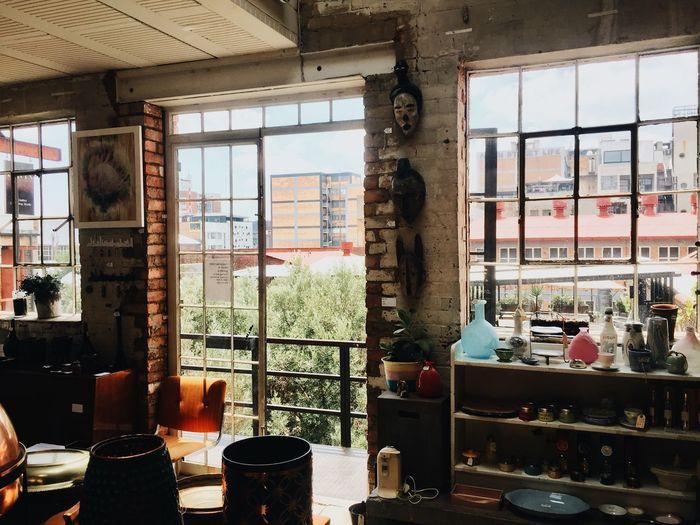 City Indoors  Window No People Art EyeEm Maboneng Precinct