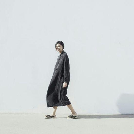 Girl Photoshooting 写真 少女 服装 简洁 Minimal 青春 北京