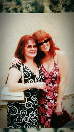 My mama and me!....TBT to 2005 Mother's Day, at The Magic Castle!....ain't she purty?!