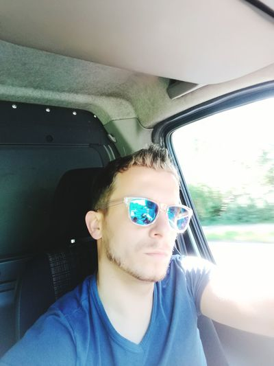 Sunglasses Car Menoftheday Inkedcoach Chemnitz City Road Trip