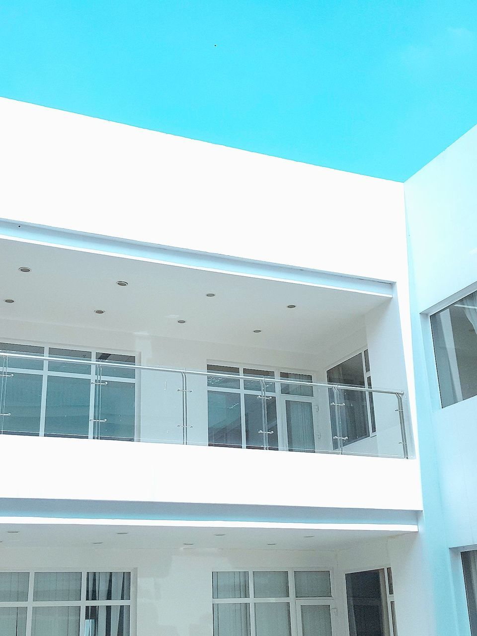 architecture, window, built structure, building exterior, no people, day, low angle view, outdoors, modern