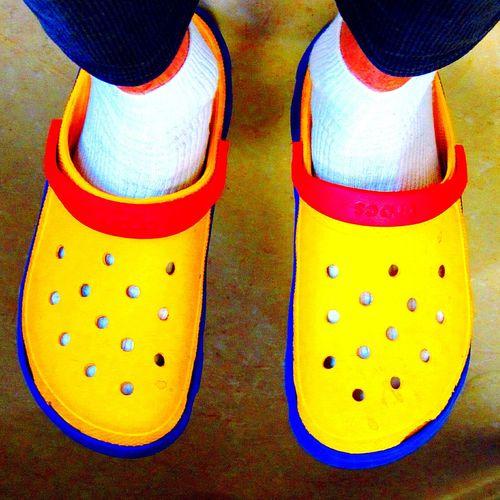 Crocs 😎 Love Crocs 😍😍 Wearing Crocs My Crocs