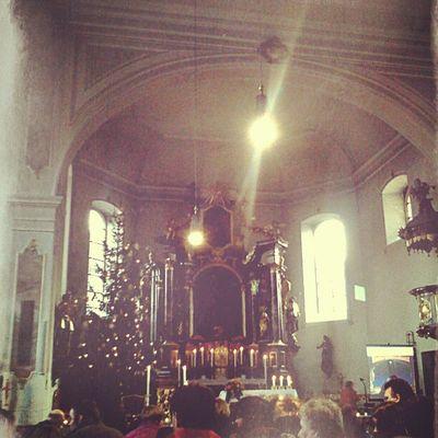 Eisenbach Xmas Church