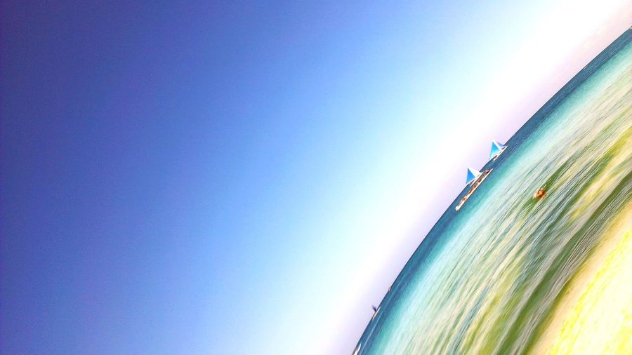 water rainbow Lost In The Landscape Beach Water Outdoors Sky Horizon Over Water Sailing Ship Blue Clear Sky Vacations Nature Sea Perspectives On Nature