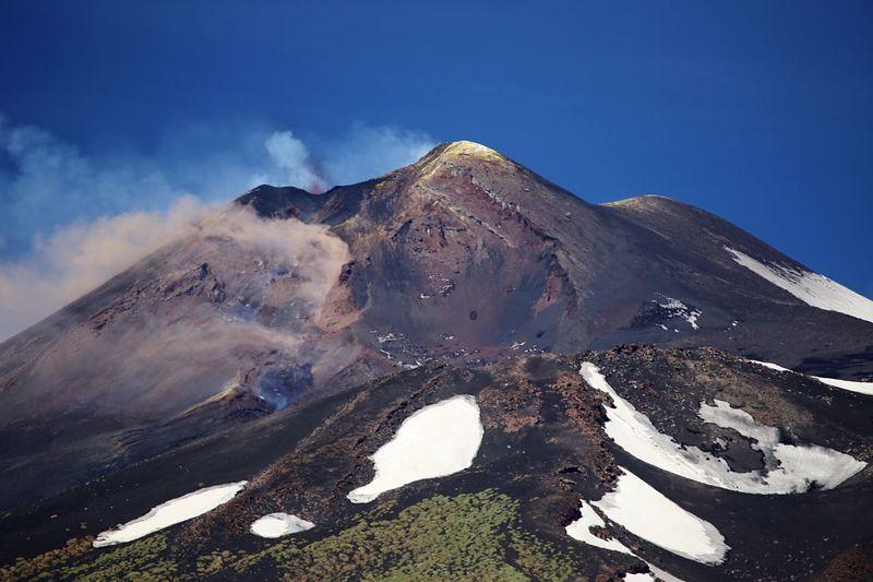 Etna, volcanoe,