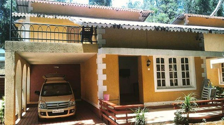 Settled in.. Instatravel Travel Adventure Panchgani Cottage Hillstation Maharashtra Travelporn Travelingram