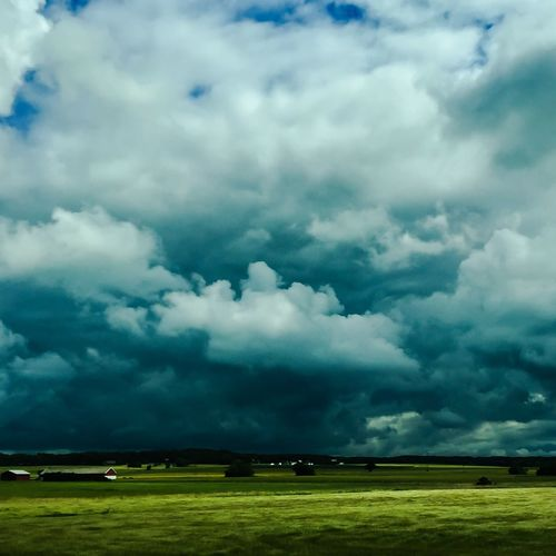 After storm comes a calm.... Clouds And Sky Storm Sky_collection Photography