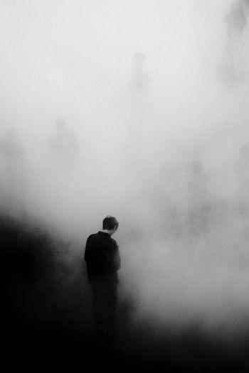 Solitude Solitude Blackandwhite One Person The Week On EyeEm The Week On EyeEm