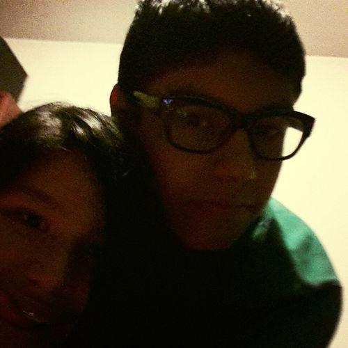 Con Mi Hermanote El Feito :3