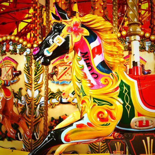 Atlı Karınca Carusell London PhotoByMuratGul
