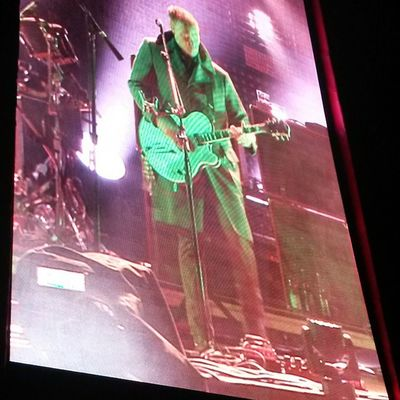Queens of the stone age now have a new fan Qotsa Readingfestival Randl14 Mainstage nooneknows