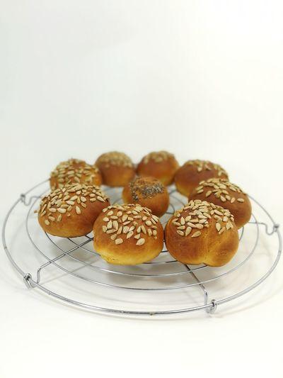 Süße Brötchen Rolls Bread Rolls Sweet Food Homemade Selfmade Food Baked Goods