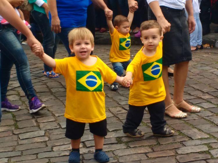 Setembro Mococa Independence Day Desfiles Photography Babys
