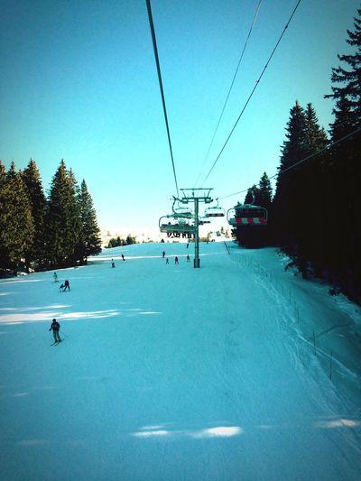 Avoriaz Skiing Snow Travel Lovelife ❄️??