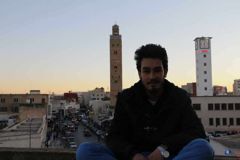 Architecture City Life Clear Sky Famous Place Lifestyles Oujda City, Morocco That's Me!