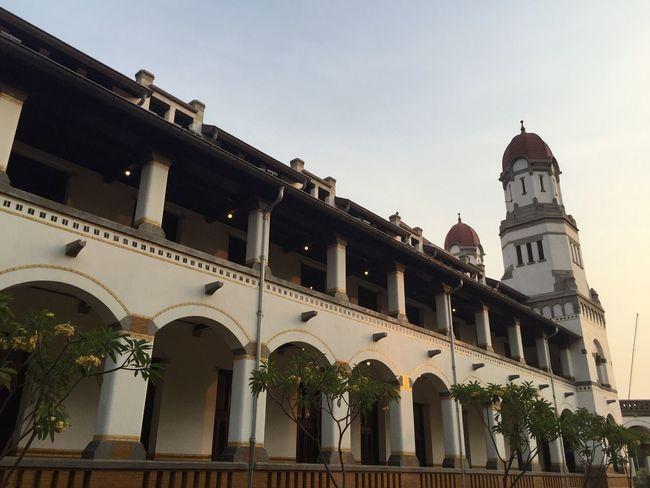 Beautiful Place Semarang Lawangsewu INDONESIA Holiday