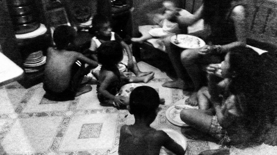 Feeling Thankful Blury Pic Black And White Collection  Children Photography feeling thankful though life is hard :)