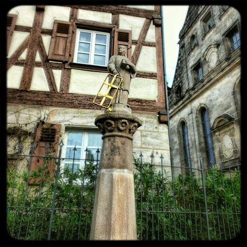 In Altdorfs schöner Innenstadt Architecture Deutschland Bayern Medieval Bavaria Altdorf Bei Nürnberg Frankenland