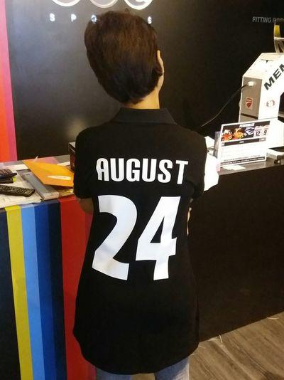 me 'Auguat 24'😚 Mymonth MyBirthday Mybirthdaypresent Mybirthdaytime August August2017 August2017 August24 August24 Lovelyshirt Shirt