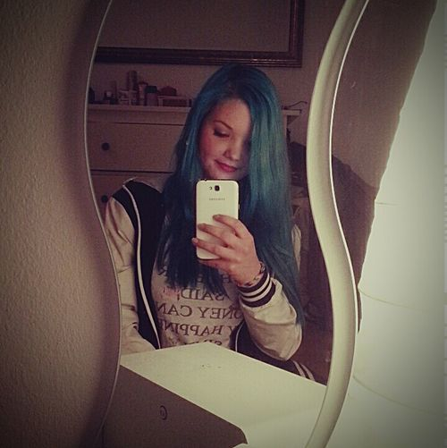 New hair...♡