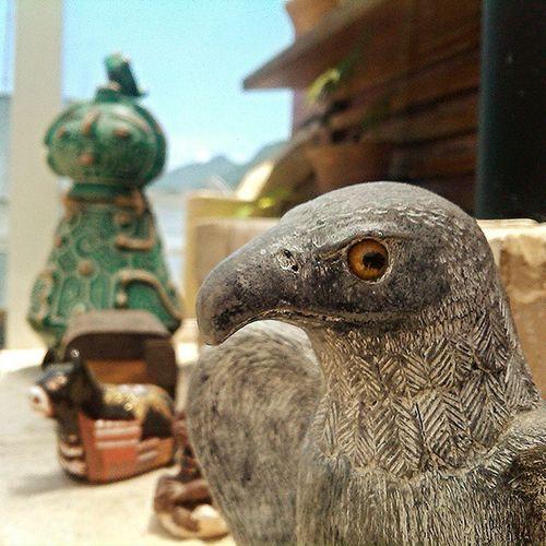 Bierd Botafogo ,Rio De Janeiro Statue