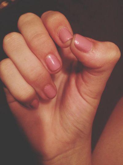 Nails for Homecoming tomorrow. oh ya.