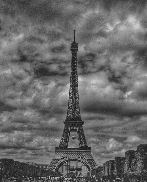 A Dark Day. May we one day live in peace.... Vive La France Prayforparis From My Point Of View Sadness Respect Peace