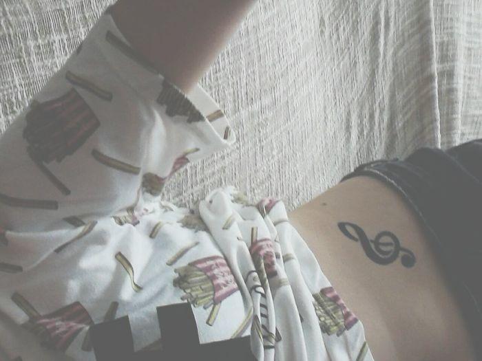 I really like me. It's so fab. My Tatoo First Eyeem Photo