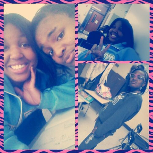Me And My Cousin Shanise