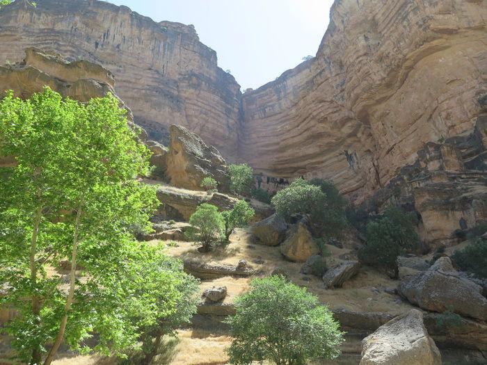 Bishe canyon