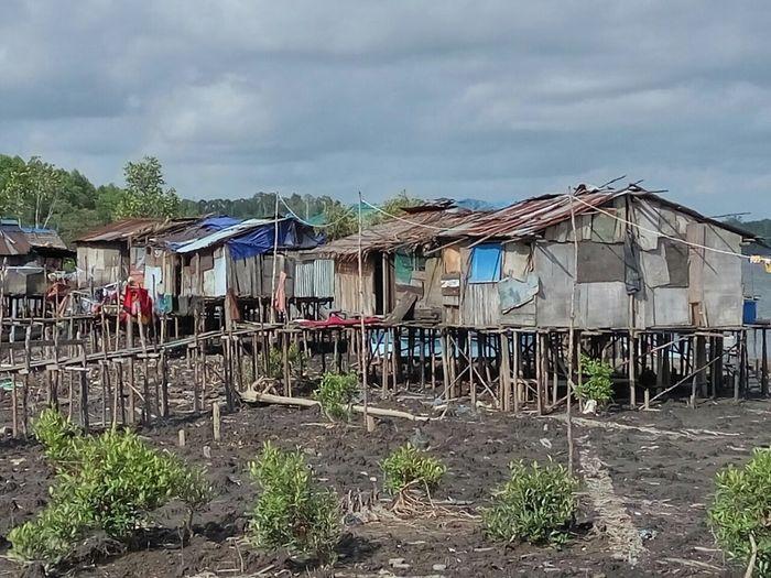 Vilage Papua Timika Mimika Pomako