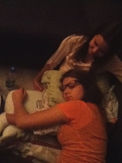 Sleepover Sally's Sleeping 😴🙈