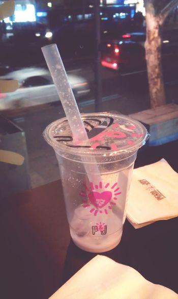 타로맛~ Bubble Tea