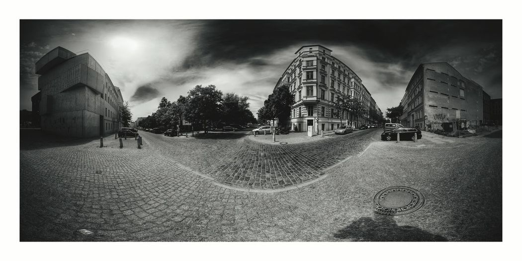 The foundation from the corner. Myfuckingberlin Architecture BuildingPorn Tchobanfoundation Berlin Panorama