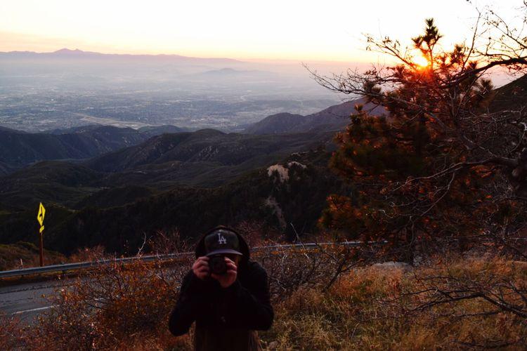 Shootin. Photographers Sunset Twilight