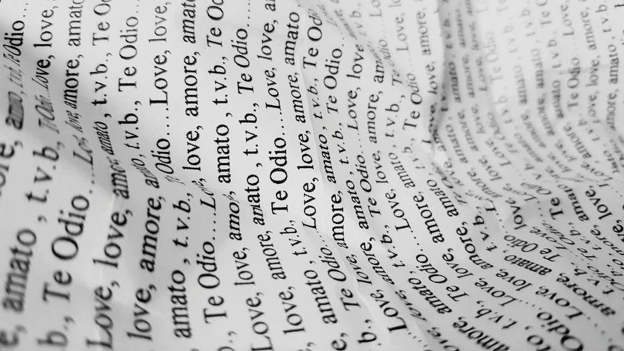 Amore Carta Ti