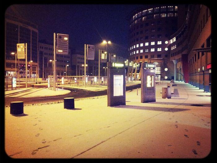 Commuting Snow