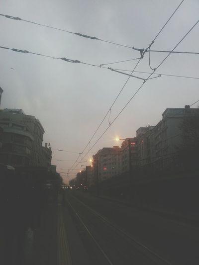 Morning Istanbul Turkey
