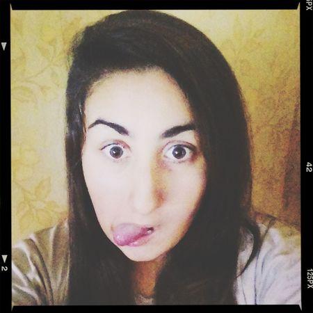 :X strange face