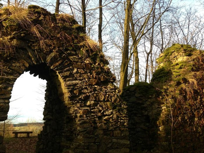 Oppenroth Ruins