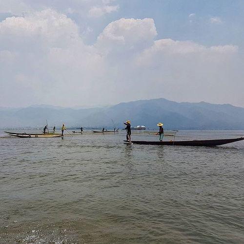 INLE LAKE Inle Inlelake Myanmar Lake Igersmyanmar AOV Artofvisuals Instagood Instagram Perfectsky Sky Burma Yourworldgallery