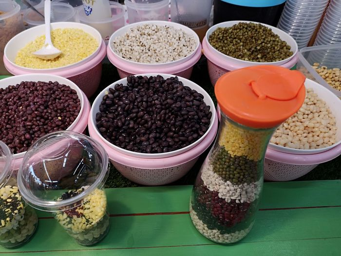 Healthy food Nutritious Nuts Cereals Violet Orange Green Color EyeEm Selects Legume Family Herb Choice Close-up
