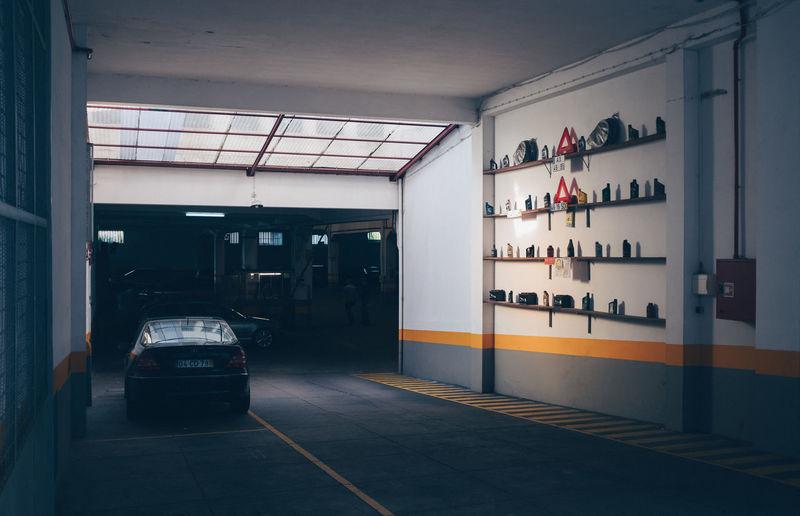 Car Fuji X100t Fujifilm Fujifilm_xseries Garage Indoors  Soft Light Street Photography Streetphotography