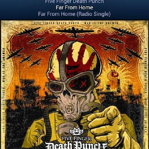 \m/ Ffdp Fivefingerdeathpunch Metal Love onenation