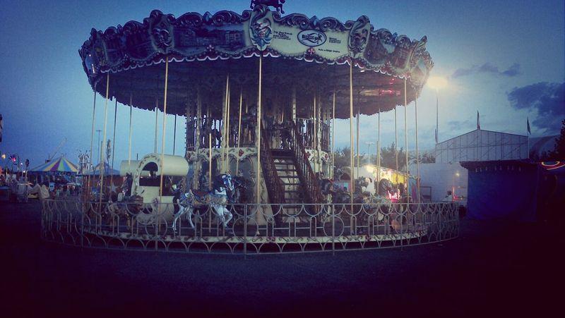 Fair Farewell Fair Circus Photo
