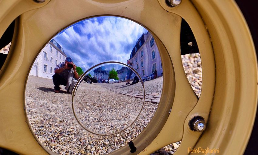 The Drive Wheels Cap Reflection_collection Reflections EyeEm EyeEm Gallery Oldtimer Germany Eye4photography  EyeEm Best Shots Nikonphotography Reflection